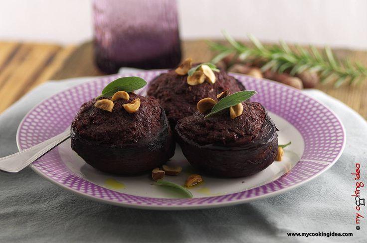 Facili e gustose!Provate le barbabietole al forno ! http://www.mycookingidea.com/2016/11/barbabietole-al-forno/