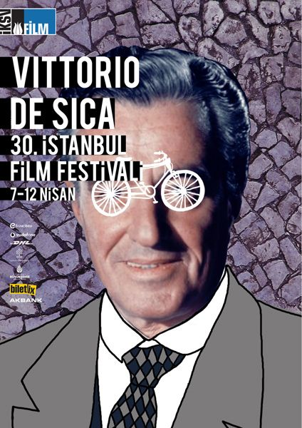 Film Director Posters for 30th Istanbul Film Festival