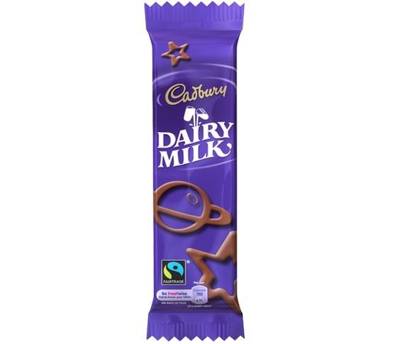 Dairy Milk 21g (Little Bars) - 5.5 Syns  OTHER:  Dairy Milk Treat size 15g - 4 Syns (or 3 chunks of 120g gram bar = 4 Syns)  Dairy Milk  Miniture 6g - 1.5 Syns