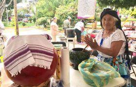 Con gran éxito se realizó la primera Feria Gastronómica Cultural en Xoxocotlán