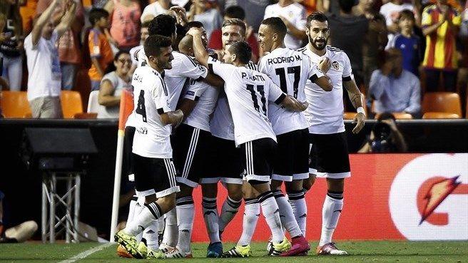 Feghouli gives Valencia cushion over Monaco  Valencia 3-1 Monaco