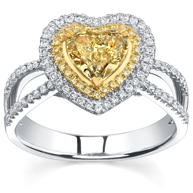 heart wedding ring 11 best images about shaped engagement rings on 4775