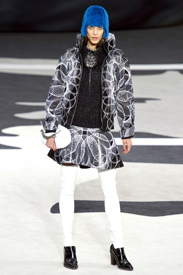 Ambiguous Chanel Fall 2013 Collection