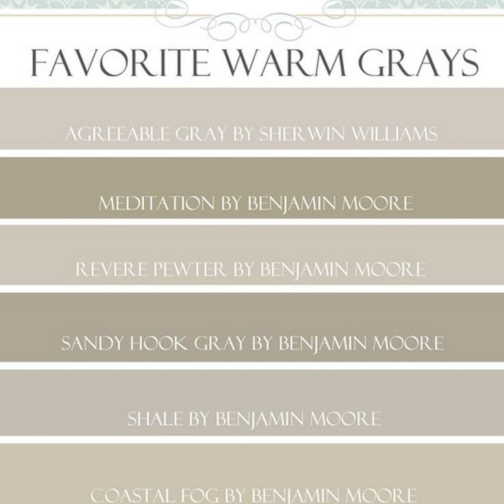 Favorite paint colors paint colors that go with wood for Popular warm paint colors
