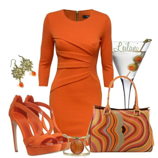 Martini Swirl by leilani-almazan on Polyvore