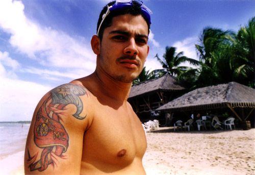 puertorican guy