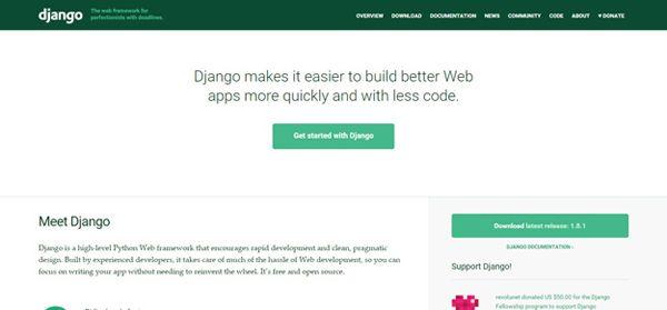 10+ #Best #Python #Frameworks for #Web #Developers