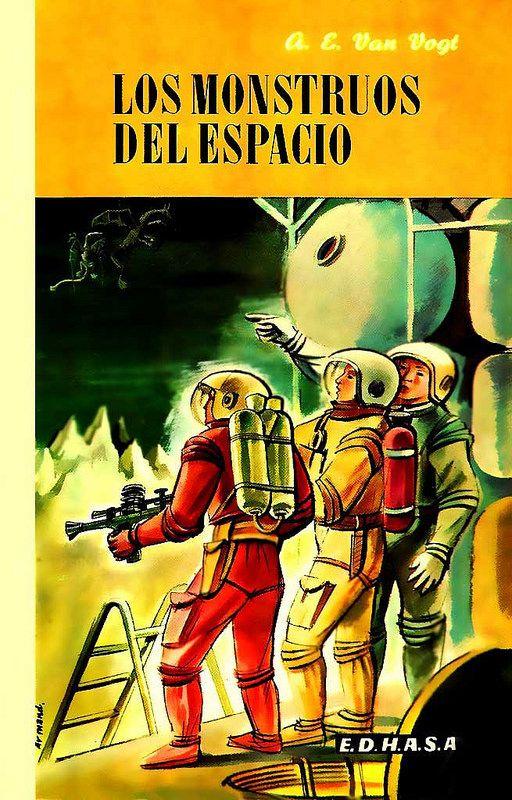 los monstruos del espacio | Flickr - Photo Sharing!