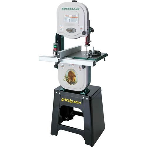 14' 1 HP Deluxe Bandsaw - 35th Anniversary Edition | tools I