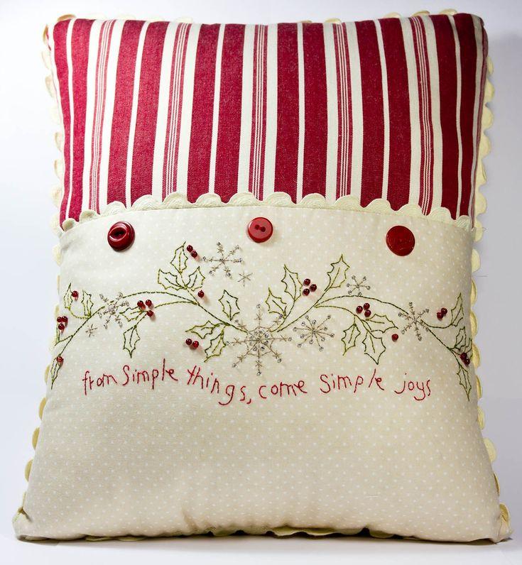 Simple Joys of Winter - Winter / Christmas - Patterns - Crabapple Hill Studio