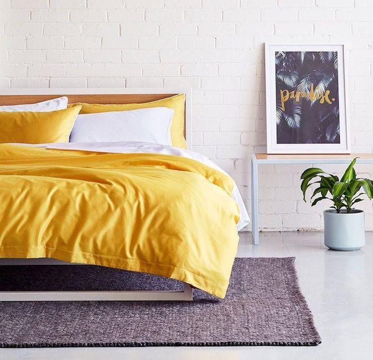 Les 20 meilleures id es de la cat gorie chambre moutarde sur pinterest sch ma de couleur - Chambre fille jaune moutarde ...