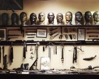 The Black Museum~London