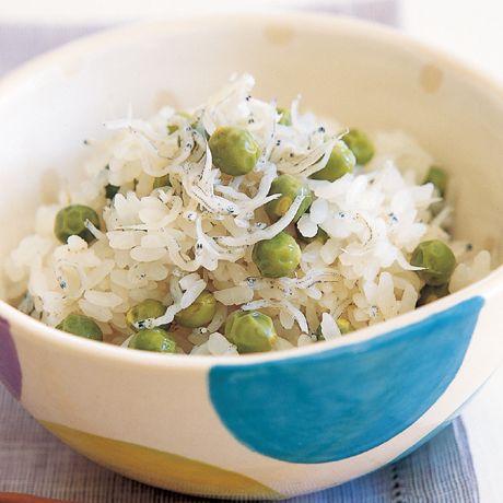 じゃこ豆ご飯 | 藤井恵さんのごはんの料理レシピ | プロの簡単料理レシピはレタスクラブニュース