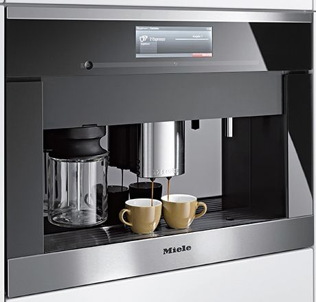 best 25 built in coffee maker ideas on pinterest miele coffee machine coffee machines for. Black Bedroom Furniture Sets. Home Design Ideas