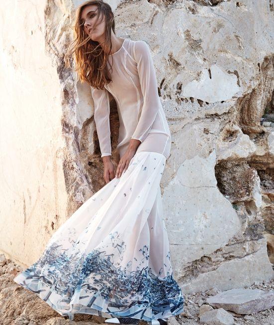 Mer dress