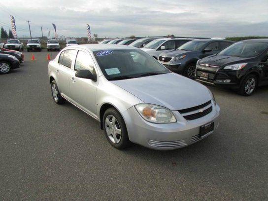 Sedan 2006 Chevrolet Cobalt Ls Sedan With 4 Door In Modesto Ca 95356 Chevrolet Cobalt Chevrolet Sedan