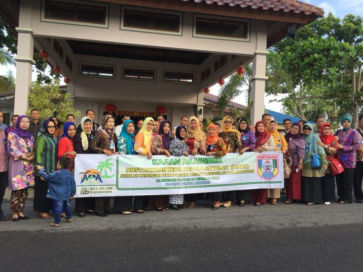 Wisata Edukasi MKKS SMP Negeri dan Swasta Se Kabupaten Banyuasin SumSel