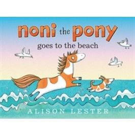 Noni the Pony goes to the Beach  $24.99