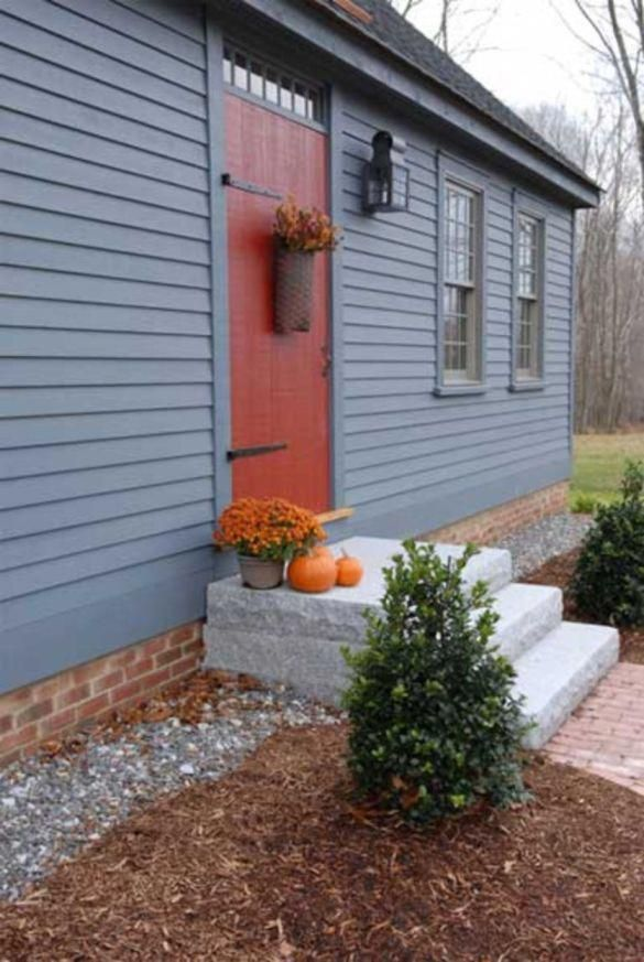 Our Country Homes Builder Reviews Primitivehomes Colonial Exterior Exterior House Colors New England Homes