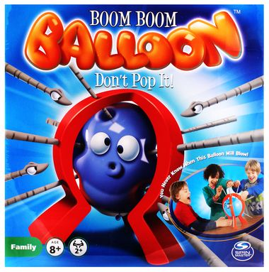 Challenge your friends to this high stakes game. Each player rolls the die to see how many sticks they must click further into the balloon. The first player to pop the balloon loses! Will you cause the balloon to burst?