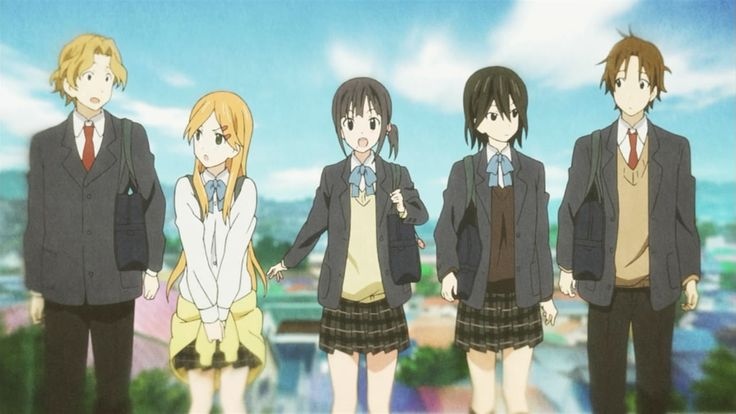 Kokoro Connect - Anime series will not get another season.