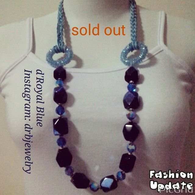 Picture says... :) #necklace #kalung