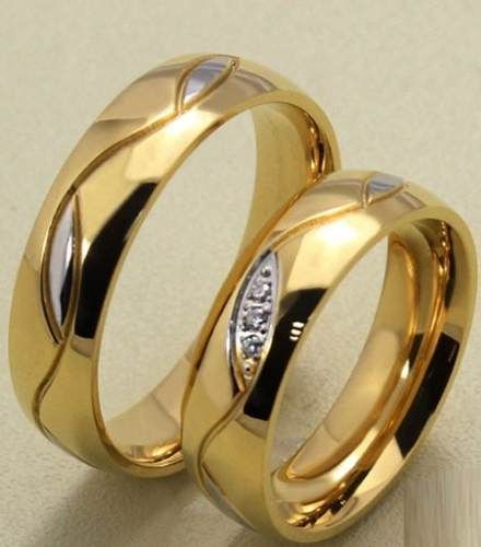 argollas de matrimonio con piedras - Buscar con Google