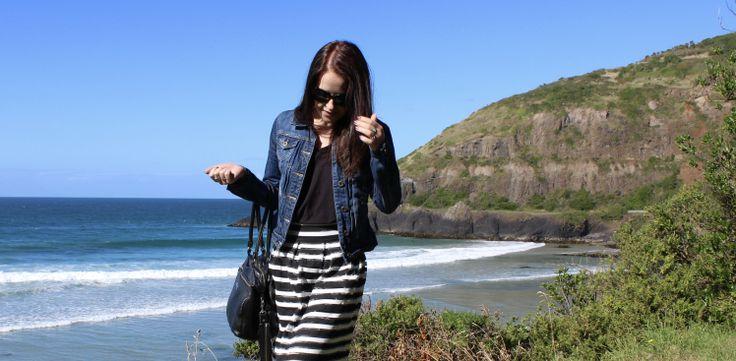 My favourite denim jacket - The Lilly Mint Blog: A New Zealand Fashion Blog