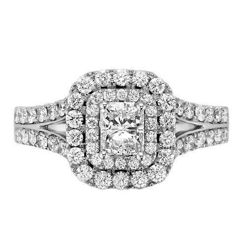 Beautiful Diamond Engagement Ring diamond ring