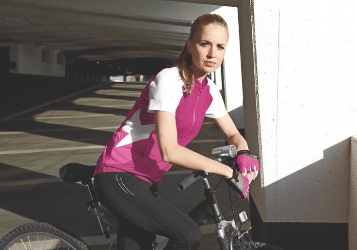 . Poczuj się komfortowo, wyglądaj szałowo! Strój rowerowy z najnowszej kolekcji, by Lidl.