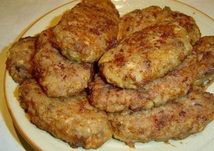 Pârjoale delicioase cu ciuperci - un gust uimitor! - Bucatarul.tv