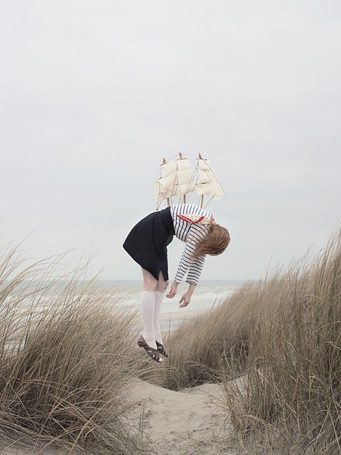 from the sleep elevations series by maia flore.