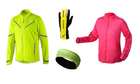 Winter running clothing information & recommendations!