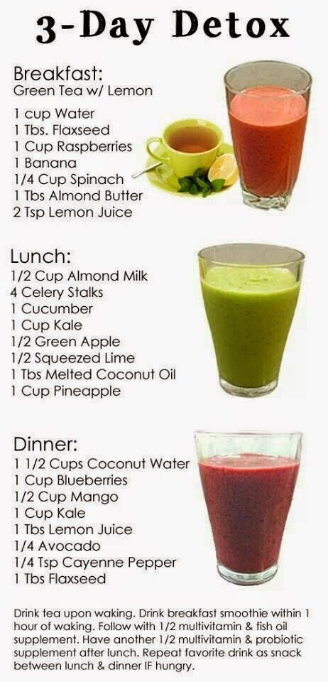 Detox Drinks To Lose Weight   Healthy fitness and beauty