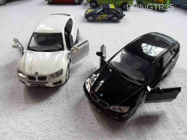 Eladó 2db 1/36 BMW X6 kinsmart 1Ft NMÁ - 401 Ft - Nézd meg Te is Vaterán - Autó, busz - http://www.vatera.hu/item/view/?cod=1904460929
