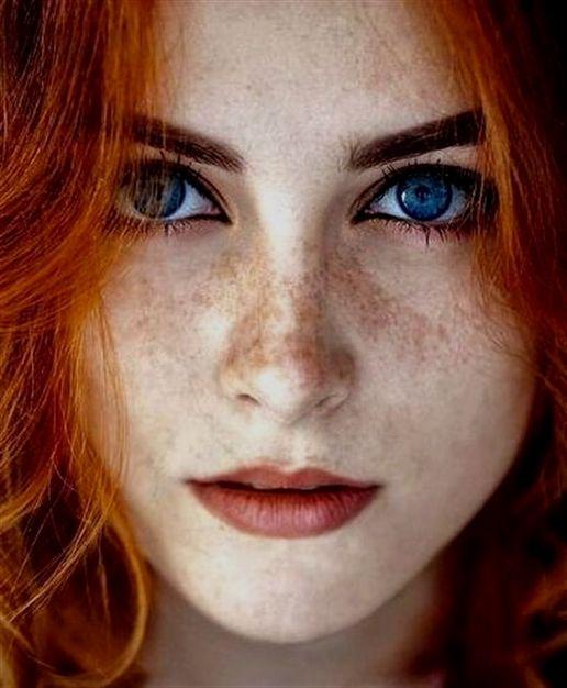 Welche Haarfarbe passt am besten zu Ihrem Gesicht, Teint, …