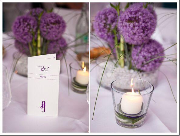 die besten 25 lila hochzeitsfeiern ideen auf pinterest lila hochzeit themen lila. Black Bedroom Furniture Sets. Home Design Ideas