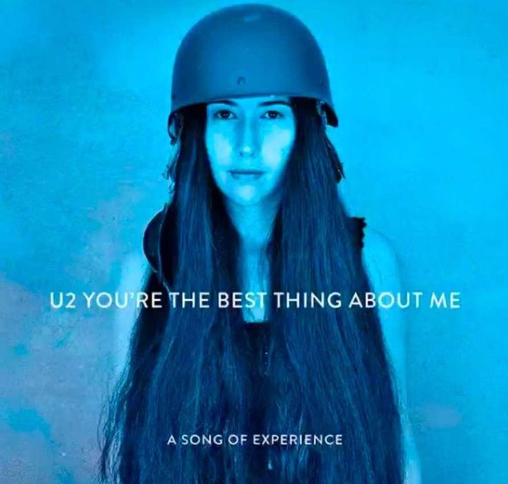 You're The Best Thing About Me: portada del single de U2 filtrada
