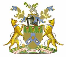 Launceston coat-of-arms