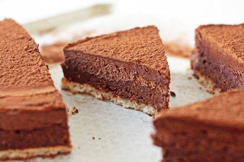 TRIANON MAISON je l'ai fait hier !!!! c'était de la tuerie, sera encore meilleur aujourd'hui ;-) best chocolate cake ever