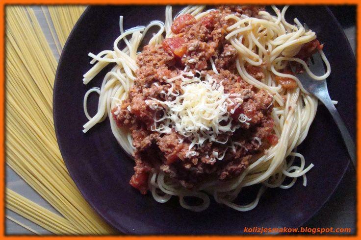 Spaghetti Bolognese według przepisu Gordona Ramsay'a