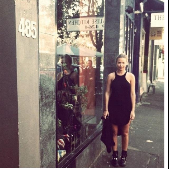 Lara Bingle x Sydney x Love this look
