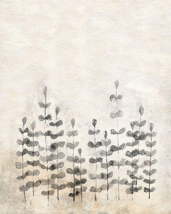watercolor printFerns 8 X10, Contemporary Artworks, Art Prints, 8X10 Modern, Prints Ferns, Modern Wall Decor, Ferns 8X10, Archives Prints, Calamari Studios