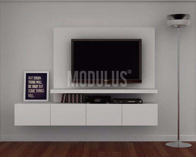 The 25 best muebles para tv led ideas on pinterest for Muebles modulares