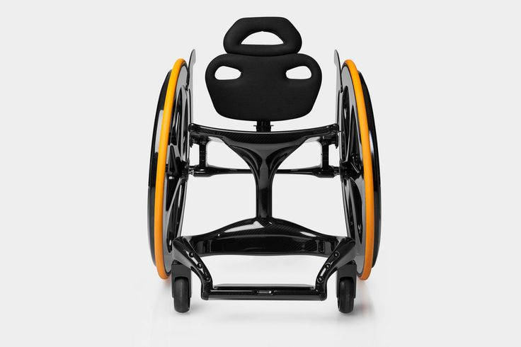 Carbon Black Wheelchair http://design-milk.com/wheelchair-might-disrupt-industry/carbon-black-wheelchair-1/