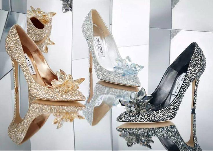 Хрустальная коллекция Cinderella от Jimmy Choo