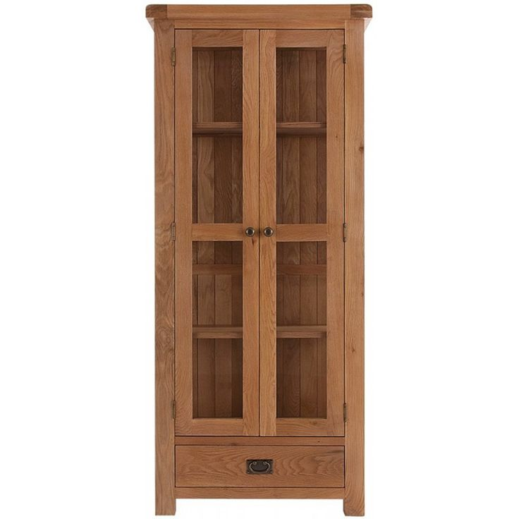 Emporium Home Montreux Solid Oak Glazed Display Cabinet Now Available At Www Emporiumhomeinteriors