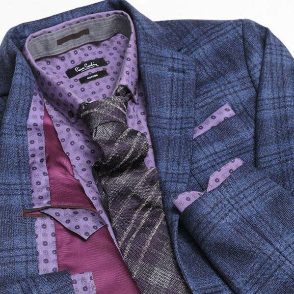 Cesur renkler ve desenlerle iş hayatınıza renk katın! Üstelik kış ürünlerinde %50 indirim fırsatıyla :) → Tepe Nautilus Pierre Cardin