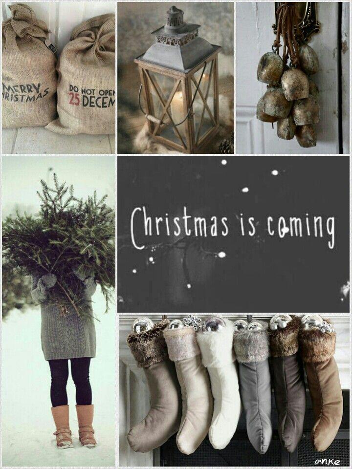 Christmas is coming | Anke Mosselman