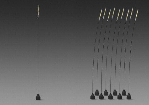 """INAHO"" | INTERACTIVE INTERIOR LIGHTING INSPIRED BY AN EAR OF RICE | Lexus i-Magazine 앱 다운로드 ▶ http://www.lexus.co.kr/magazine #Design #Lexus #Brand #Campaign"